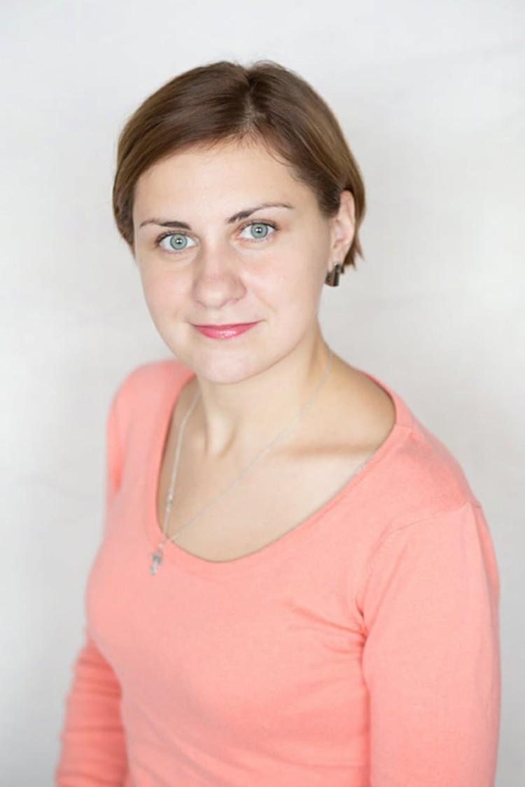 Детский психолог Центра успешных отношений Анна Федорчук. Фото: личный архив.
