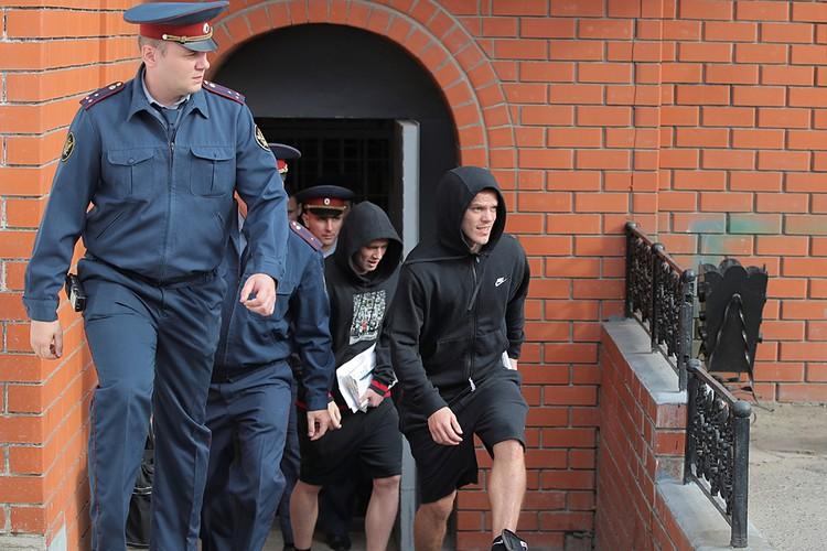Алексеевка - город небольшой, но сказать, что освобождение Кокорина и Мамаева - событие века нельзя