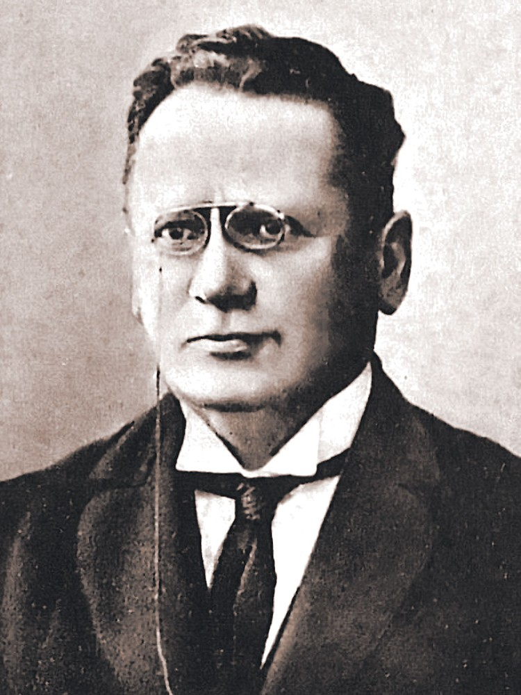 Максим Литвинов.