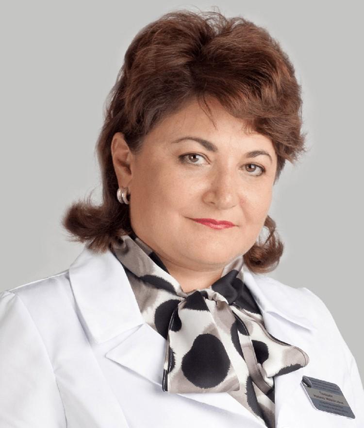 Заместитель директора по научной работе Научного центра неврологии, профессор Маринэ Танашян. Фото: www.neurology.ru