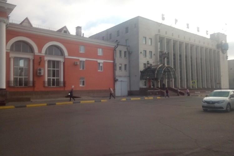 """Утром вокзал """"Брянск-I"""" работал в штатном режиме."""