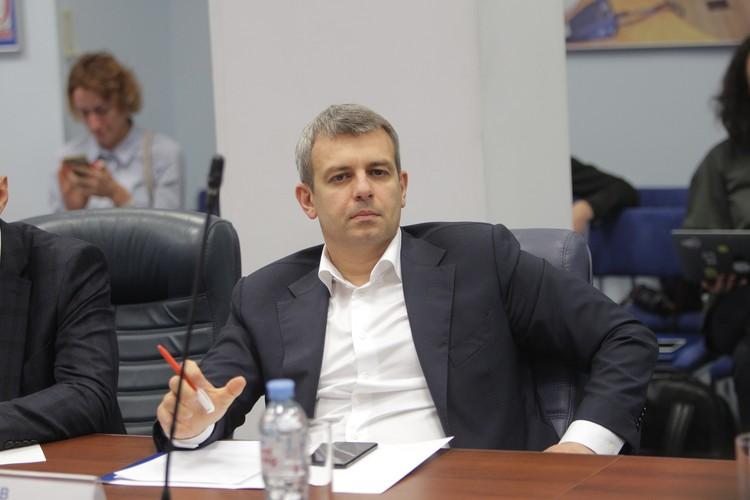 Дмитрий Алхазов, Генеральный директор «Оператор-ЦРПТ (Центр развития перспективных технологий)»