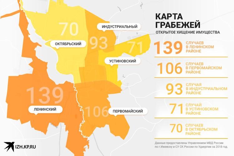 Карта грабежей. Фото: Сергей Лукашевич