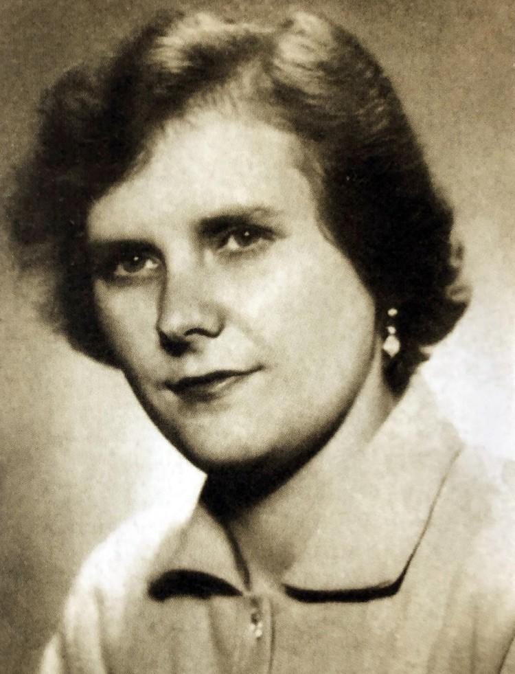 Вера Дмитриевна Гуревич