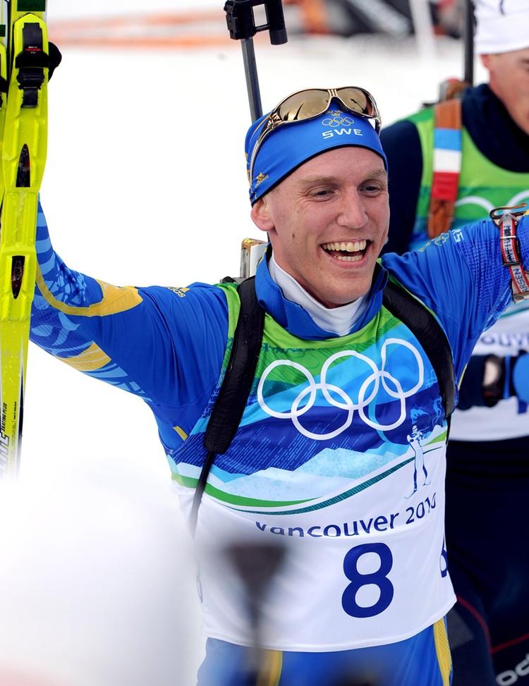 Шведский биатлонист, олимпийский чемпион, а нынче телекомментатор Бьорн Ферри, не летает уже несколько лет