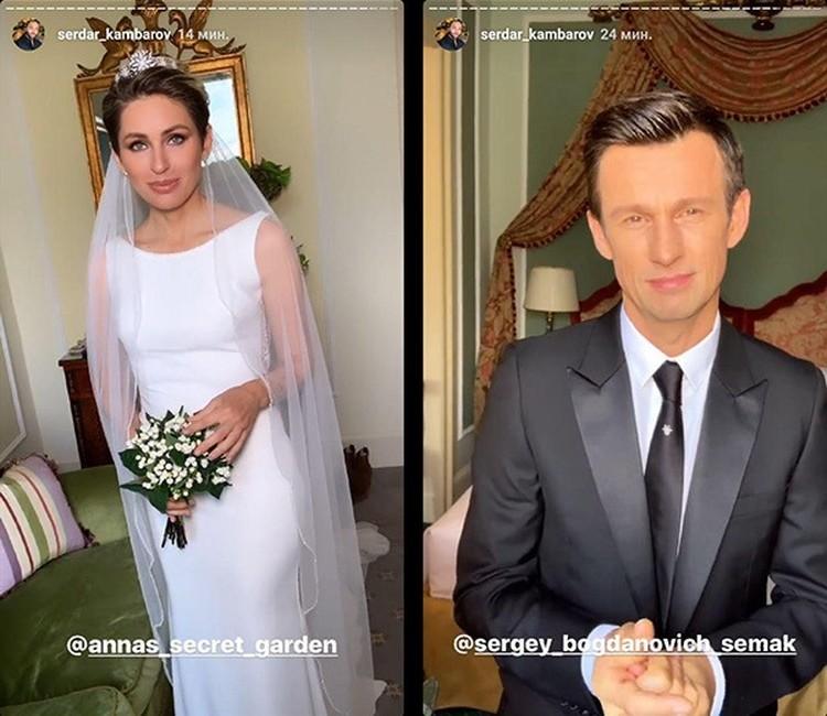 Свадьбу супруги решили отметить в солнечной Италии