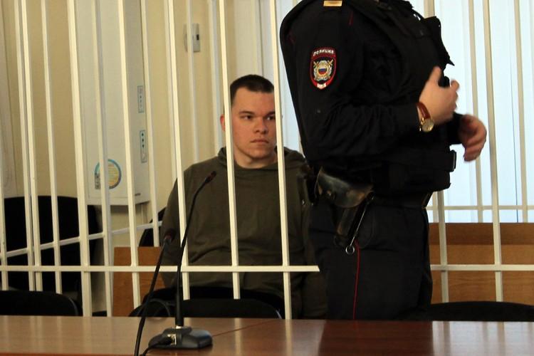 Обвиняемый Михаил Поспелов.