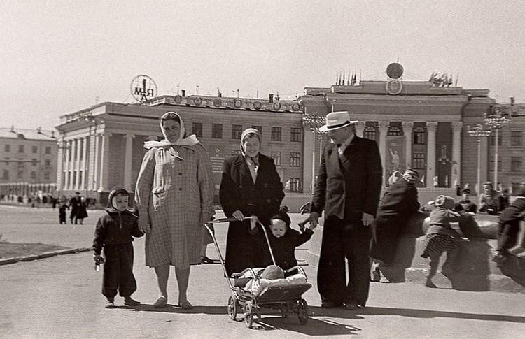 В советской Башкирии самыми благополучными были 1960-е годы. Фото: Степан Конов