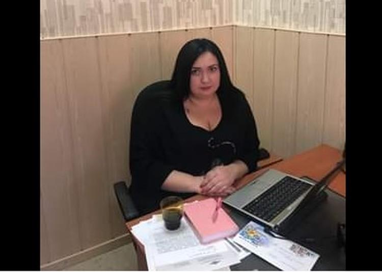 Ксения Полежаева. Фото соцсетей