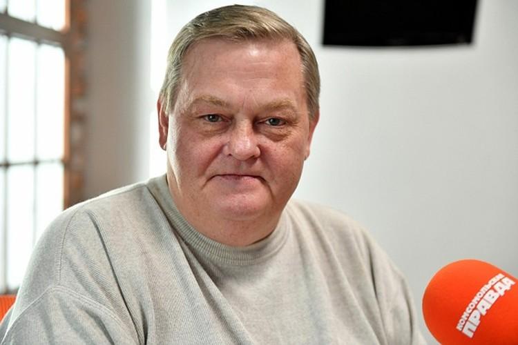 """Историк Евгений Спицын - на Радио """"Комсомольская правда"""""""