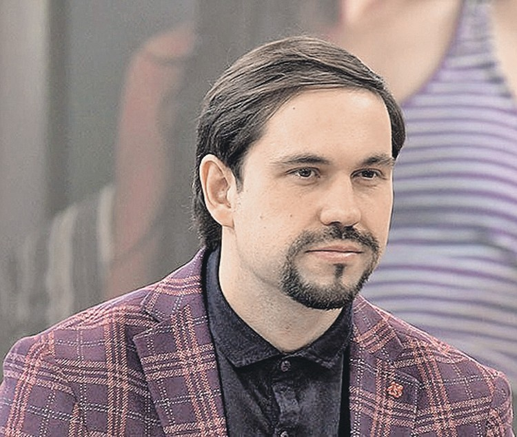 Психолог Сергей Ланг. Фото: instagram.com/sergeylang