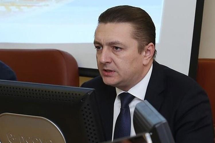 Экс-глава Раменского района Московской области Андрей Кулаков.