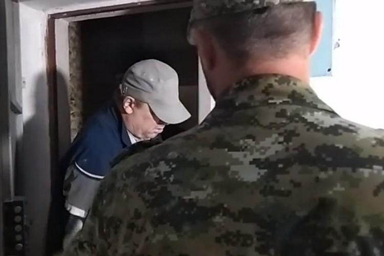 В доме у Игоря Рослякова провели несколько обысков. Октябрь 2018