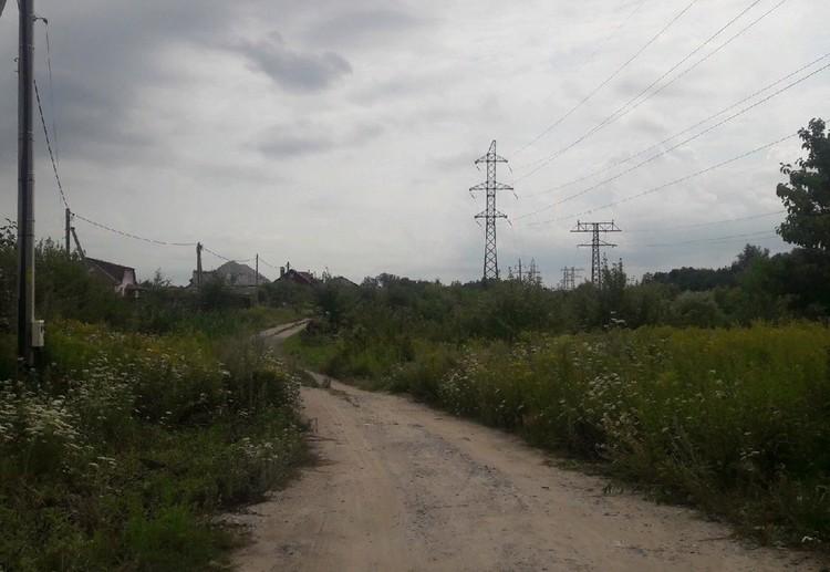 Нерадужный путь до школы из поселка Шоссейное выглядит так. Фото: https://vk.com/typikal