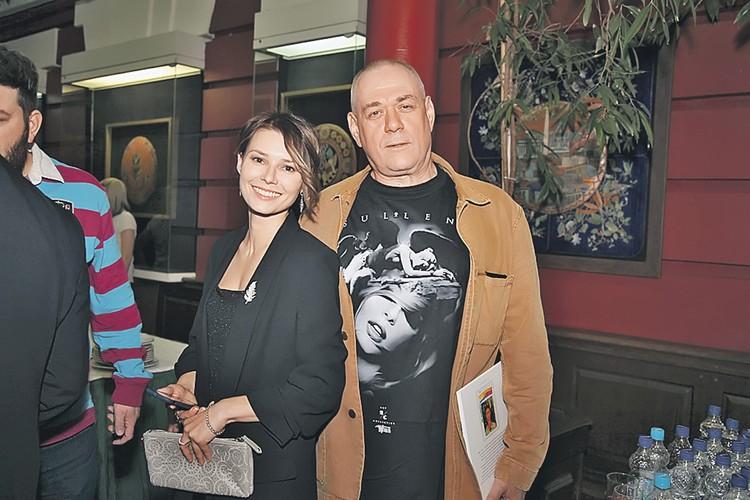 Юлия и Сергей Доренко были по-настоящему счастливой парой.