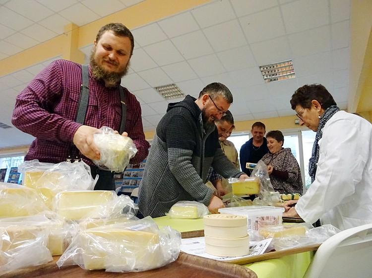 Сборная российских сыроваров взяла сразу 7 медалей