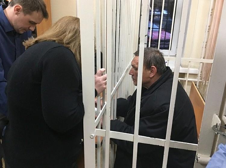 Начальник участка Андрей Еганов признал вину полностью и помогал спасать рабочих во время трагедии Фото: Егатерина ПЕРЫШКИНА