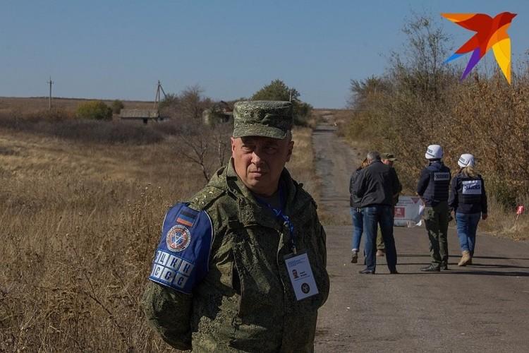 Вторая попытка разведения сил и средств в Донбассе 10 октября