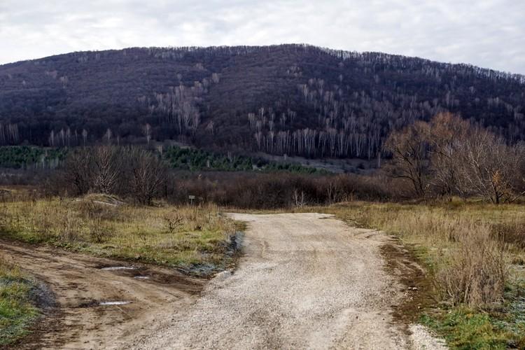 Легенда повествует о Хозяйке Жигулевских гор