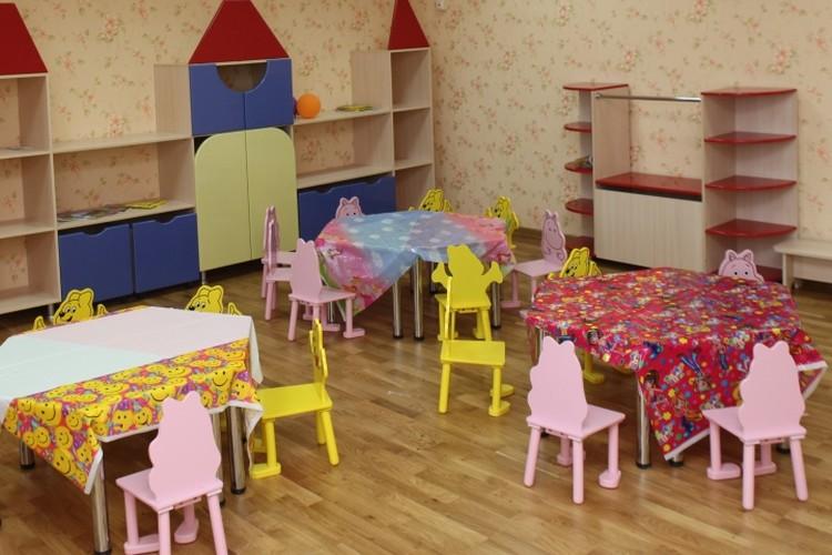 Все режимные моменты в детском саду сопровождались криком.