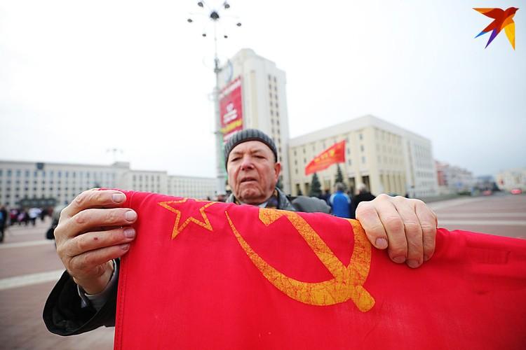 Октябрьской революции - 102 года.