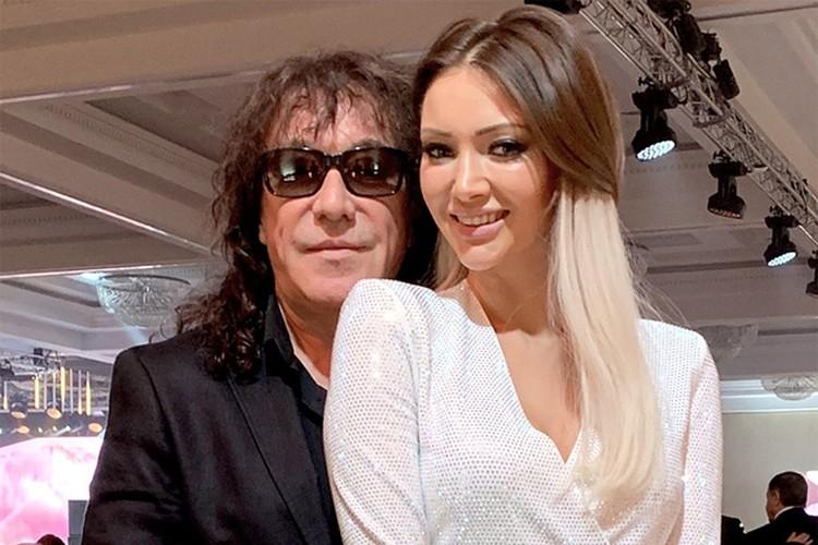 Кузьмин и Светлана Карпухина
