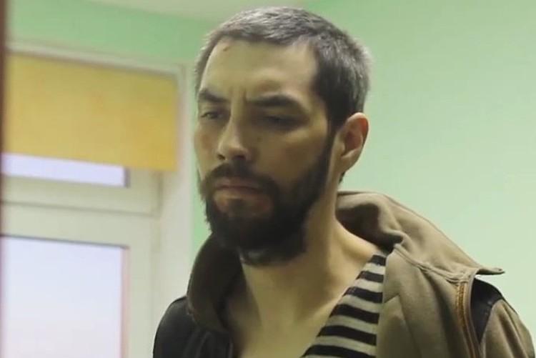 Денис Поздеев, он убил 6-летнего мальчика в Нарьян-Маре. Фото: СКР.
