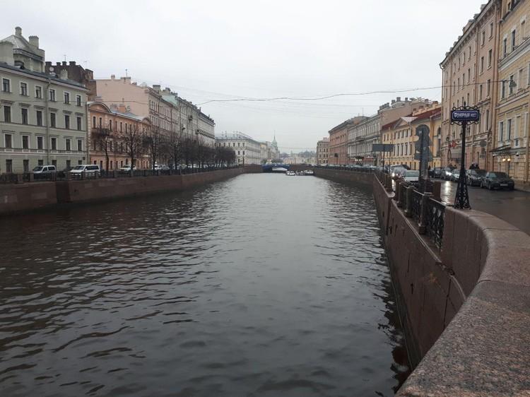 Рюкзак с останками Соколов выбросил в Мойку.