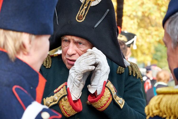 Олег Соколов увлекался исторической реконструкцией