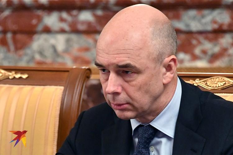 Первый вице-премьер РФ - министр финансов РФ Антон Силуанов.