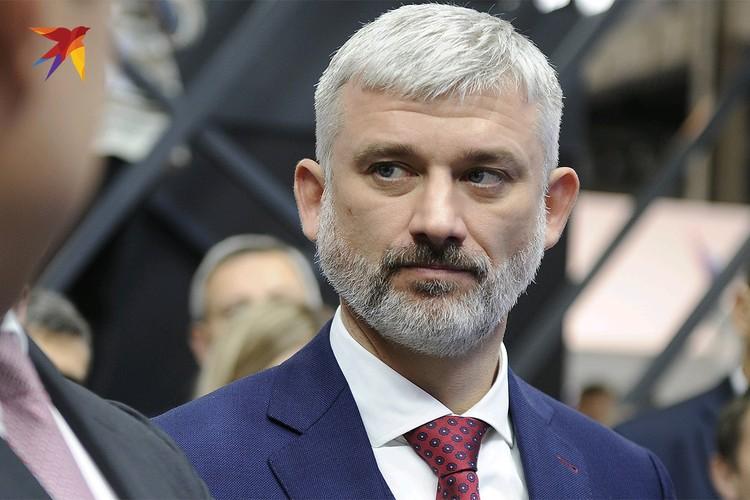 Глава министерства транспорта РФ Евгений Дитрих.