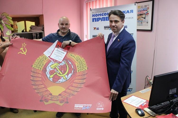 Внимание: «КП» - Хабаровск» объявляет результаты фотоконкурса «Охота за красным Октябрем»
