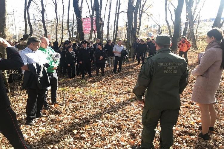 Фото: пресс-служба СКР по Ставрополью.