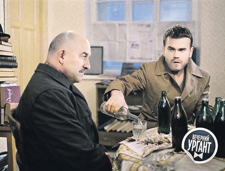 - Станислав Саламыч, что у нас с обороной? - Стабильности нет... Фото: instagram.com