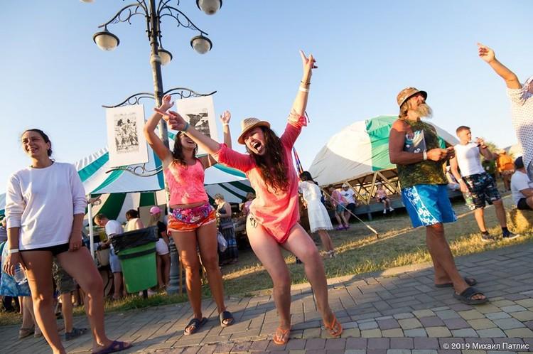 Винный фестиваль в Коктебеле In vino veritas проводится летом