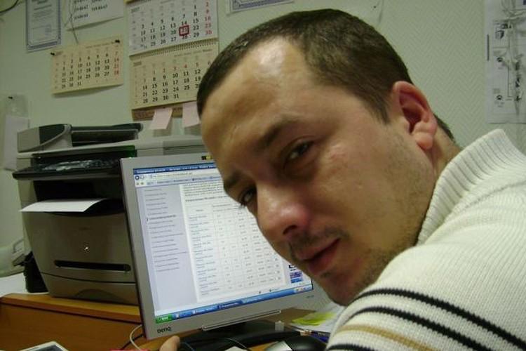 Дмитрий Городецкий.