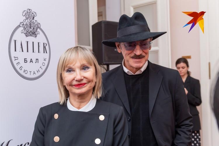 Лариса Луппиан рассказала, что сейчас Лиза Боярская и Максим Матвеев живут с ней