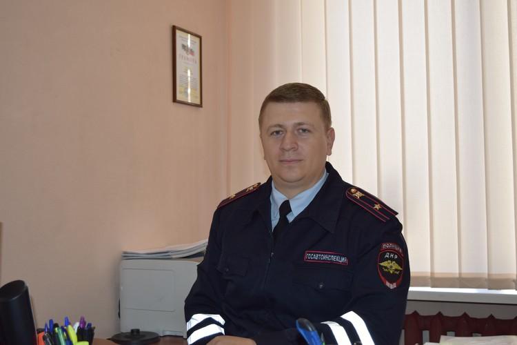 Константин Кизлык рассказал, что сотрудники ГАИ проверяют состояние маршруток каждую неделю