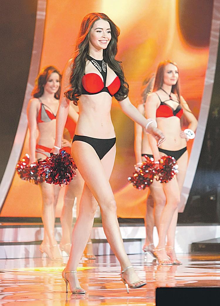 В мае прошлого года 21-летняя Мария Василевич победила на конкурсе «Мисс Беларусь-2018»