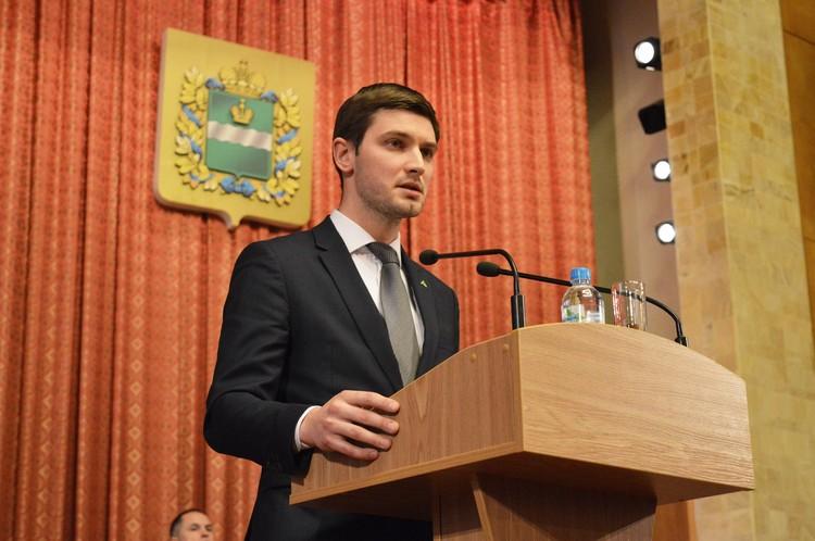 Стефан Перевалов, руководитель «Агентства развития бизнеса» в Калуге. Фото из личного архива