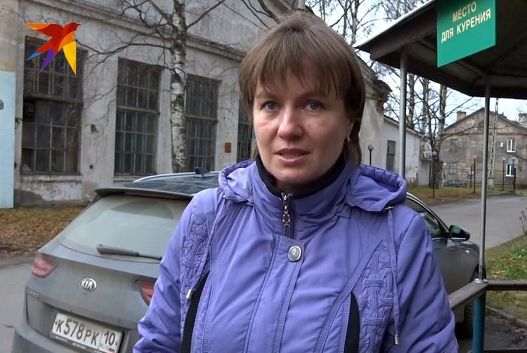 Фельдшер Ольга Чайка