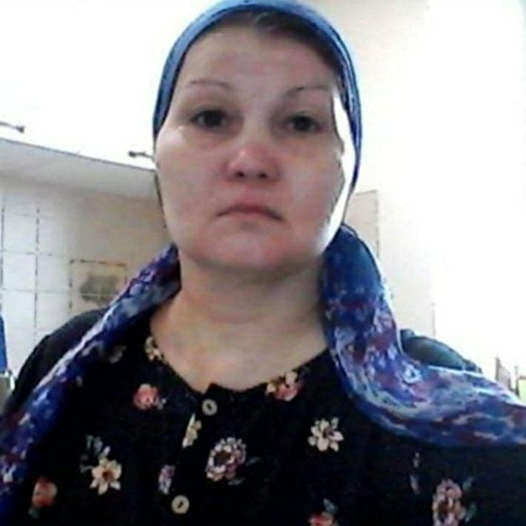Земфира Гайнуллина носила религиозное имя Фамарь. Фото: СОЦСЕТИ