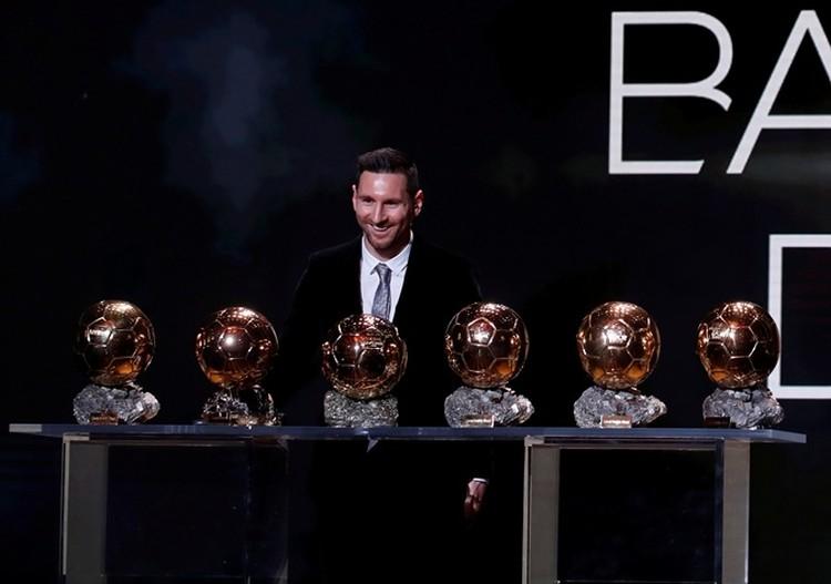 """Последний раз игрок испанской """"Барселоны"""" и сборной Аргентины получал престижную награду в 2015 году"""