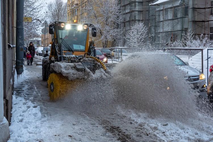 В 2019 году в Петербурге закупили 471 единиц новой техники.