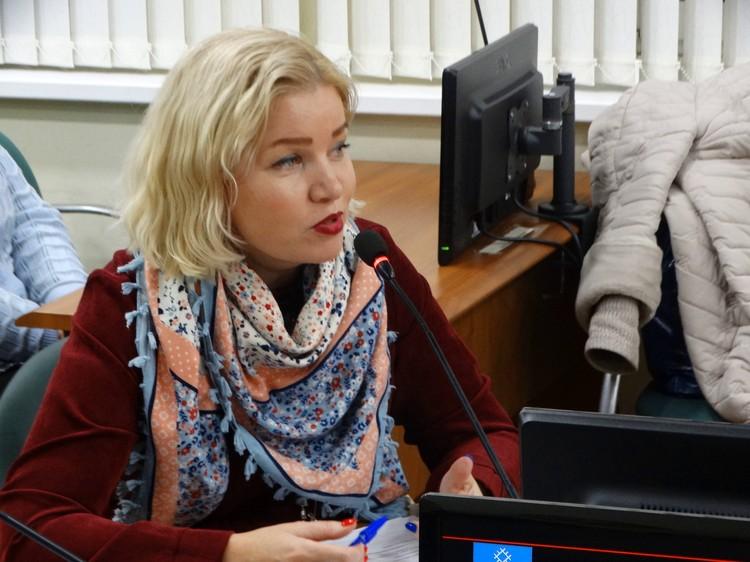 Татьяна Кривощекова