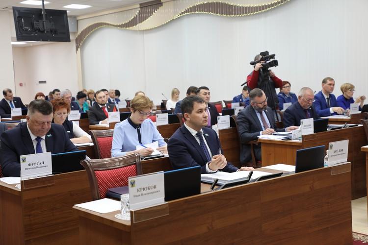 Сенатором от Хабаровского края избран Сергей Безденежных