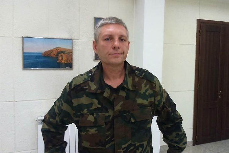 Юрий Старовойтов одним из первых прибыл на место крушения - в разрушенном доме погиб его младший брат.