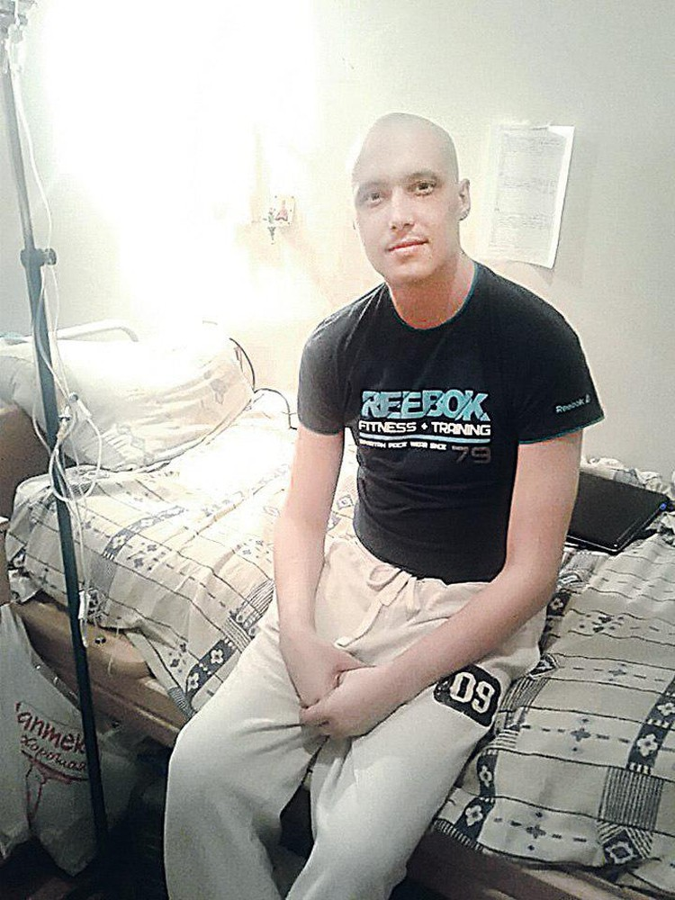 Боец «Беркута» Денис Запорожец воевал в ополчении с третьей стадией рака