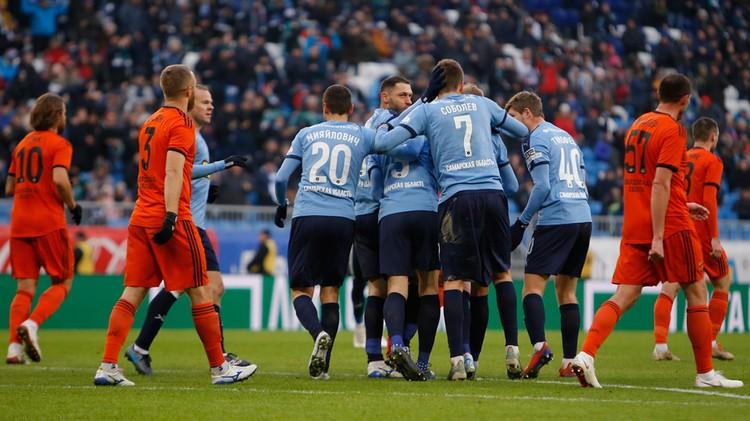 «Крылья» наконец прервали серию без голов. Самарцы не забивали пять матчей.