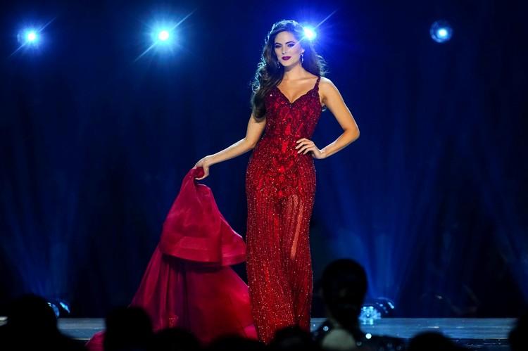 София Арагон из Мексики вошла в тройку финалисток